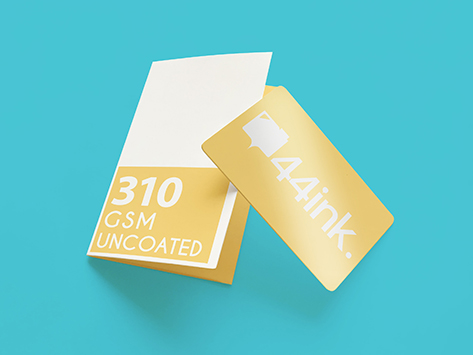 310gsm Uncoated