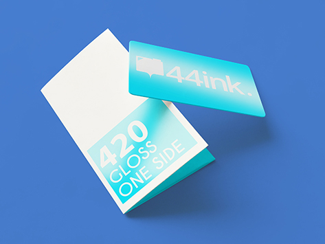 420gsm Gloss One Side