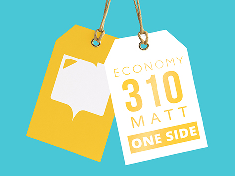 Economy 310 Matt One Side