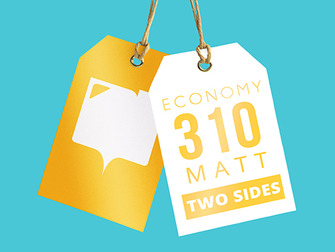 Economy 310 Matt Two Sides