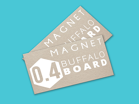Magnets 0.4mm Buffalo Board