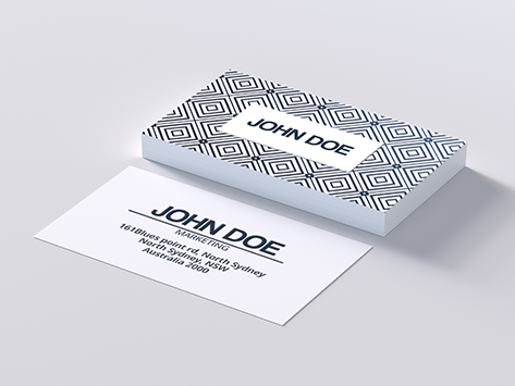 Premium Same Day Business Cards