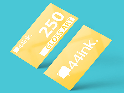 Signature 250 gsm gloss art business card manly 250 gsm gloss art colourmoves